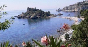 Taormina - Isola Bella for a Sicily Golf Tour