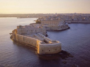 Siracusa - Maniace Castle for a Sicily Golf Tour