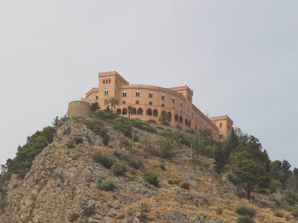 Mount Pilgrim in Palermo