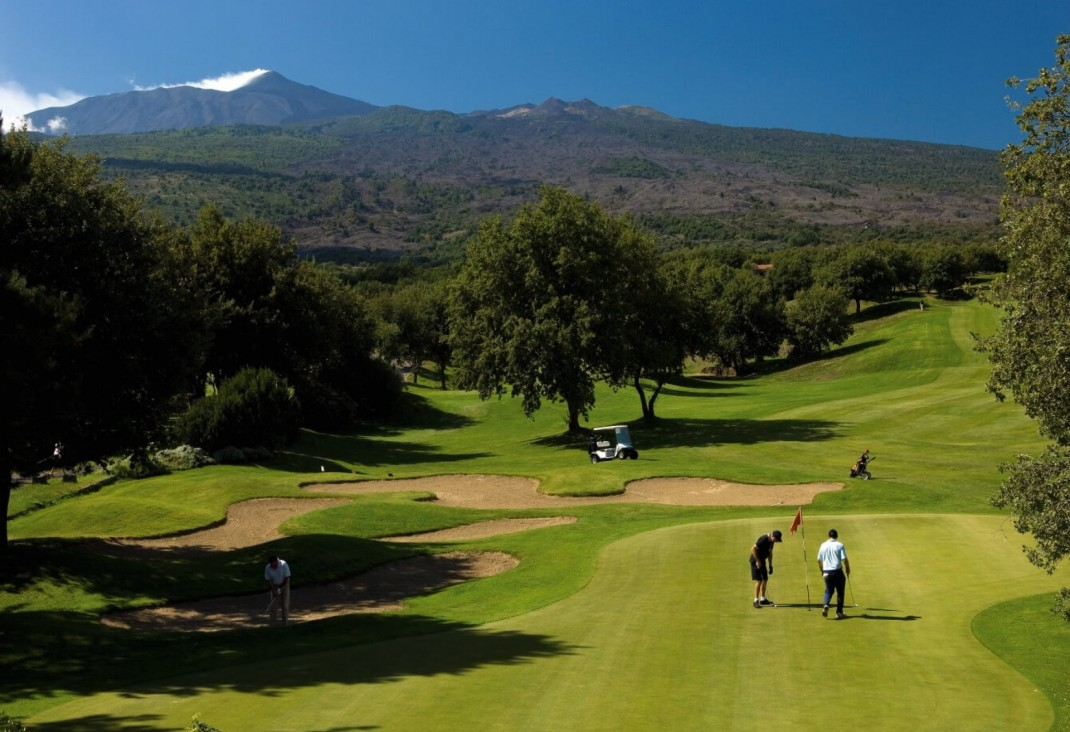 Sicily Golf Tour