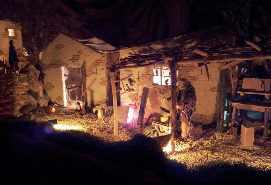 Sicily live Nativity