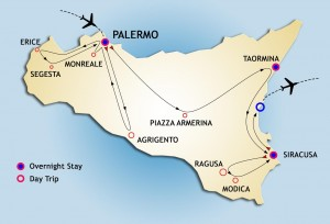 Sicilian Trilogy starts Saturday from Palermo