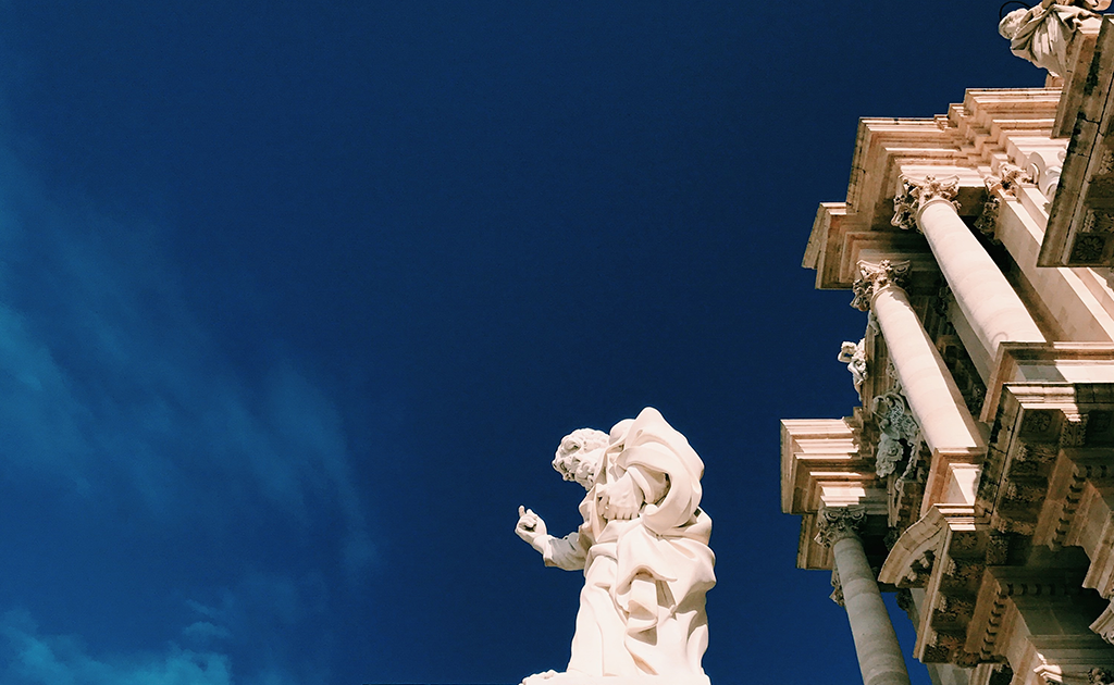 The Ultimate Sicilian Trilogy: Art, Architecture and Food