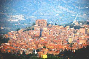 Castelbuono view