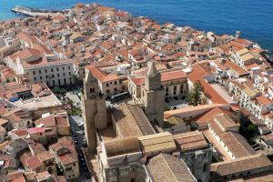 Cefalù_tile roofs