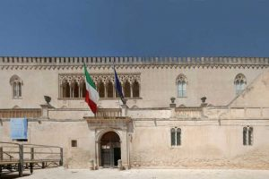 Donnafugata-Castle-in-Ragusa-countryside