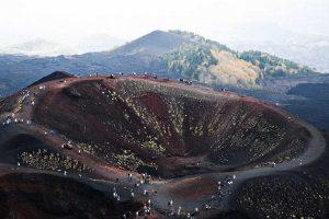 Etna-Craters