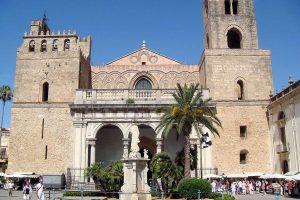 Monreale-the-Duomo