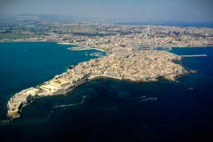 Ortygia-Island