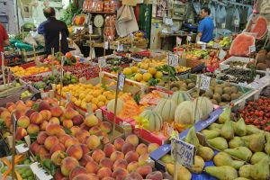 Palermo Market_fruit stand