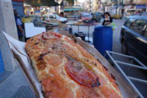 Palermo Market_sfincione
