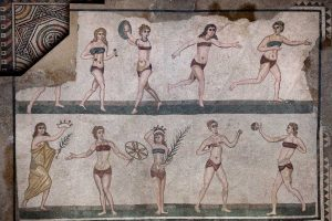 Piazza-Armerina-mosaic