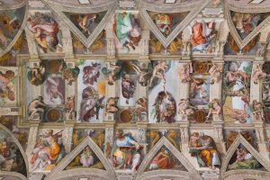 Rome_Sistine Chapel