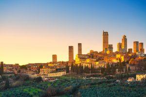 San Gimignano_Tuscany