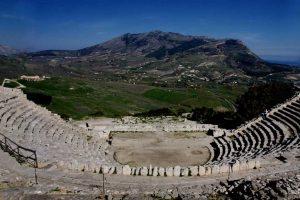 Segesta-the-Greek-Theater