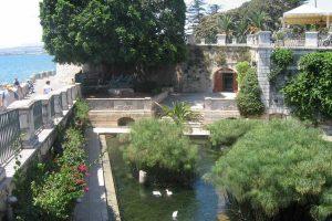 Siracusa Fonte Aretusa