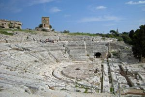 Siracusa Greek Theatre