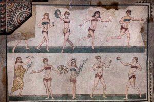 The-Mosaics-at-the-Roman-Villa