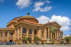 The-Opera-House-in-palermo