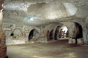 The-Roman-Catacumbs