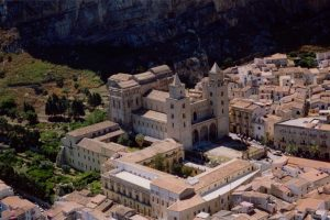 cefalu-cathedral-air-view