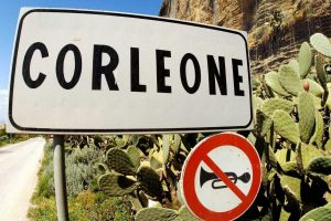 Corleone city-welcome