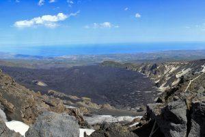 Etna_Valle del Bove