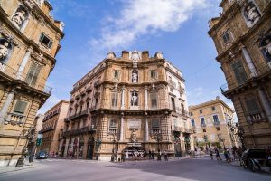 Palermo Quattro Canti (The Four Corners)