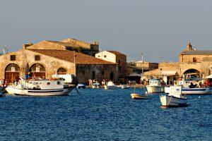 MARZAMEMI – Panoramica con barche