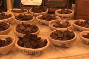 MODICA – assaggio di cioccolato