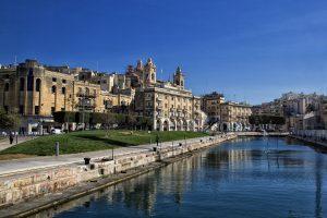 Cospicua canal_Malta