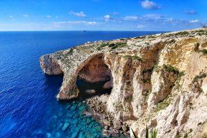 Malta_Blue Grotto