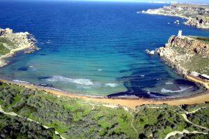 Malta_Ghajn Tuffieha & Golden Bay