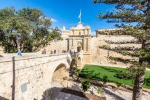 Malta_Mdina_main gate