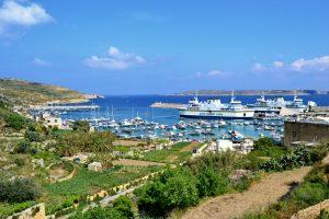 Malta_Mgarr port_Gozo