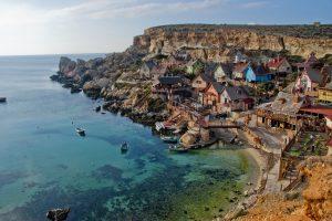 Malta_Popeye village_