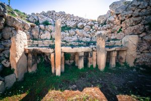 Megalithic Temples_Gozo Island
