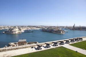 Upper Barrakka Gardens_Valletta_Malta