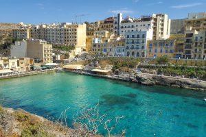Xlendi Bay_Gozo Island