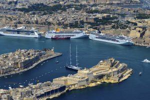 valletta cruise port
