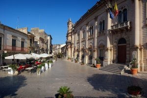 Inspector Montalbano_Scicli_Town Hall-Police station