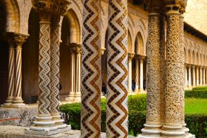 Monreale_Cathedral_Cloister
