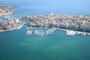 Ortygia port view_Siracusa