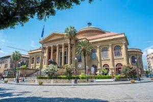 Palermo_Massimo Opera Theatre