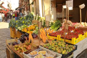 Palermo_open air market