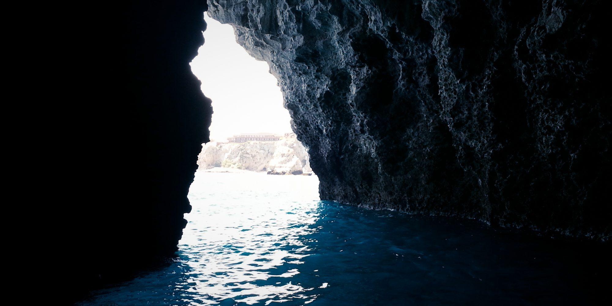 Taormina_Grotta Azzurra