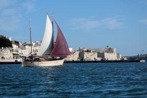 Wooden sailing ship_Siracusa_