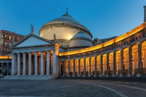 Napoli_Piazza del Plebiscito