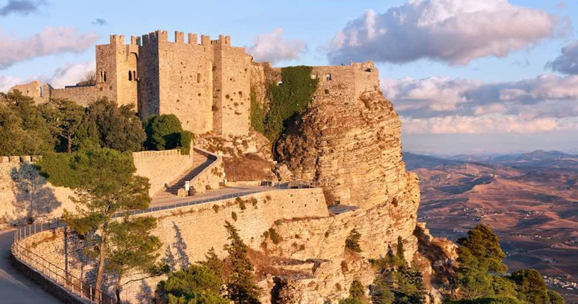 Erice, the Venus Castle