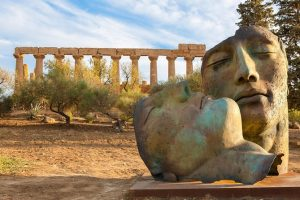 Agrigento, the Temples Valley